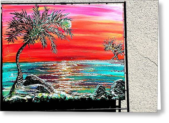 Ree greeting cards page 9 of 9 fine art america sunset majestic greeting card m4hsunfo