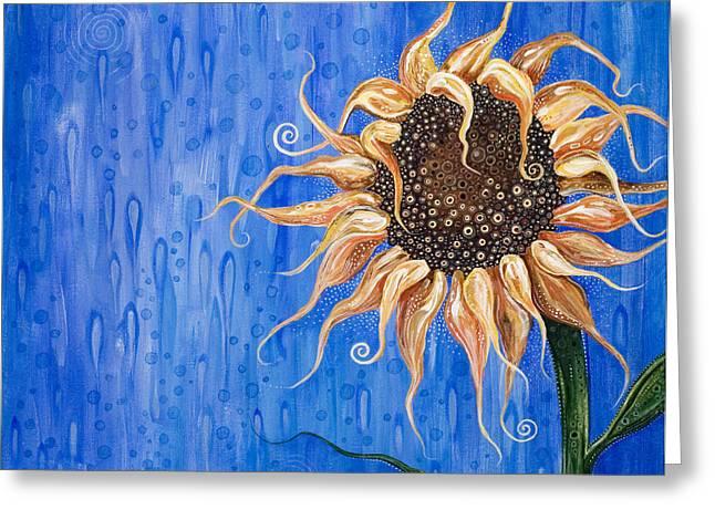 Sunshine After The Rain Greeting Card