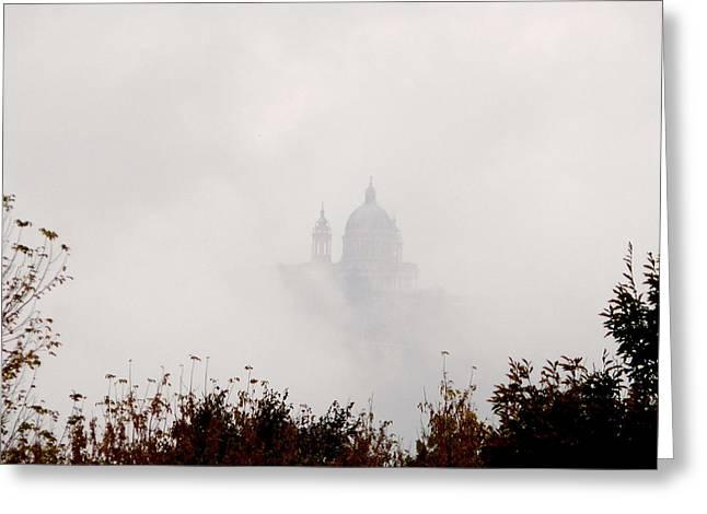 Superga Nella Nebbia Greeting Card