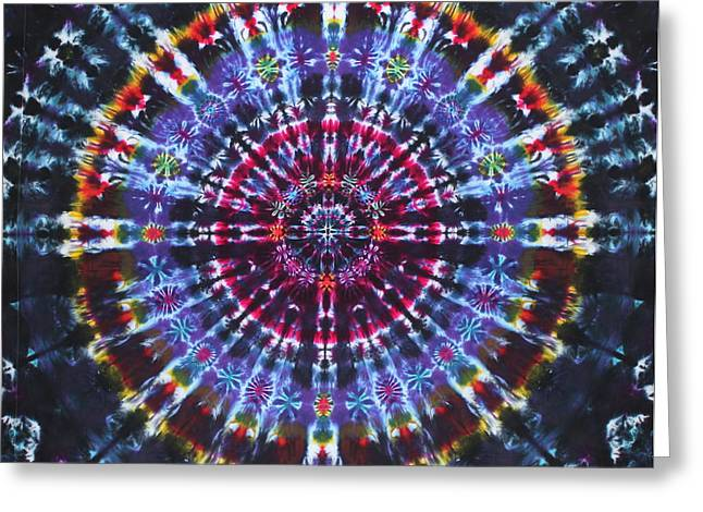 Supernova Greeting Card by Courtenay Pollock