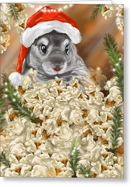 Surprise Greeting Card by Veronica Minozzi