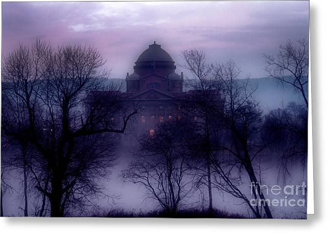 Susquehanna Commons... Greeting Card