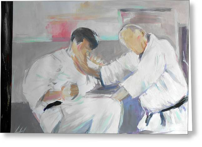 Suzuki Sensei Greeting Card