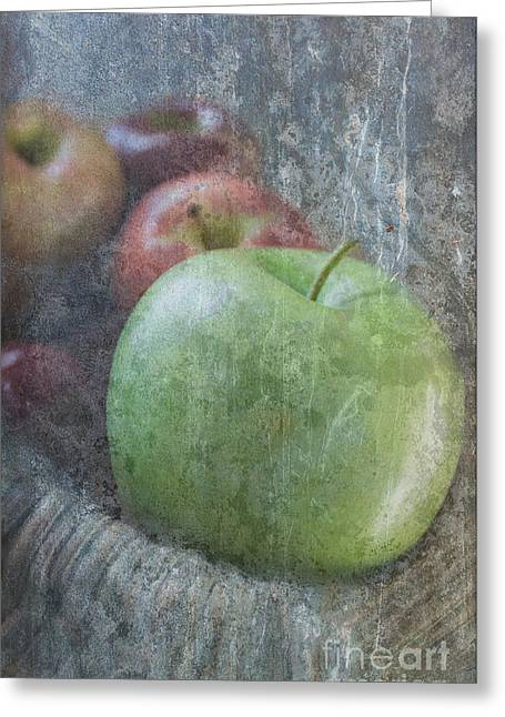 Sweet Apples Greeting Card