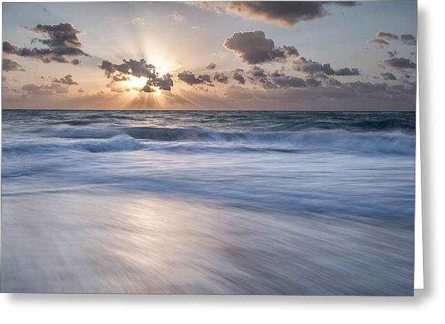Sweet  Sky Greeting Card by Jon Glaser