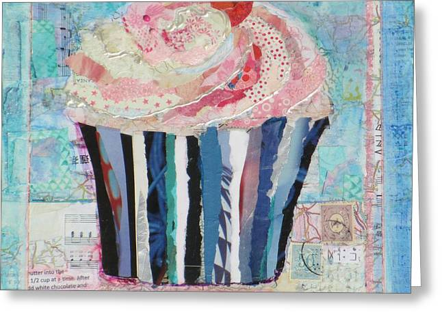 Sweet Treat Greeting Card by Susan Minier