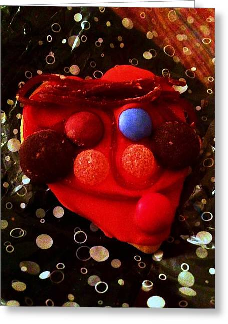 Sweetheart Greeting Card by Ellie Philpotts