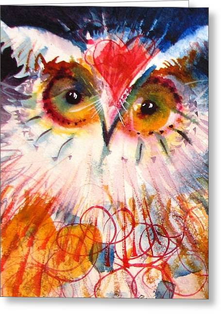 Sweetheart Hooter Greeting Card