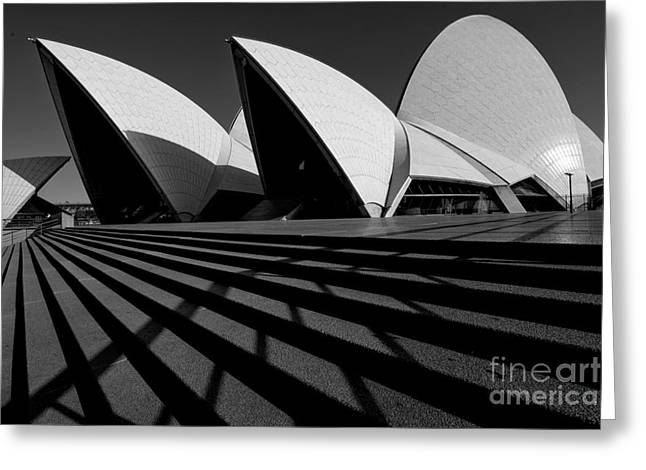 Sydney Opera House 02 Greeting Card