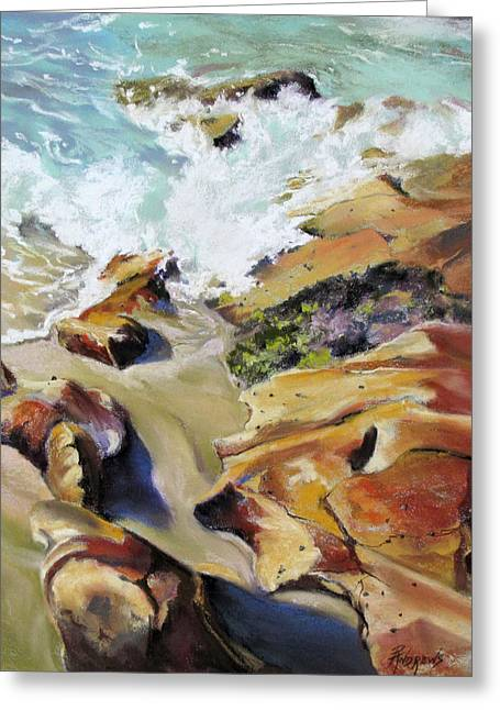 Sydney Shoreline Greeting Card