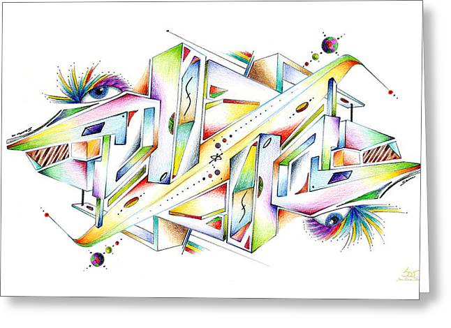 Symplexity Greeting Card