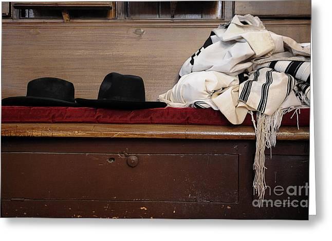 Synagogue 5 Greeting Card