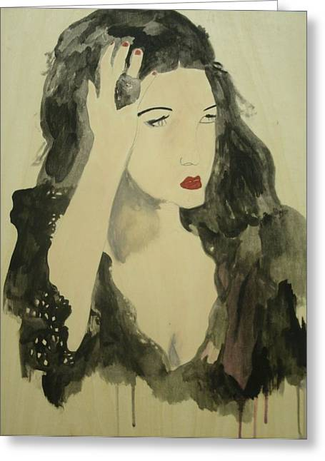 Tairrie Greeting Card