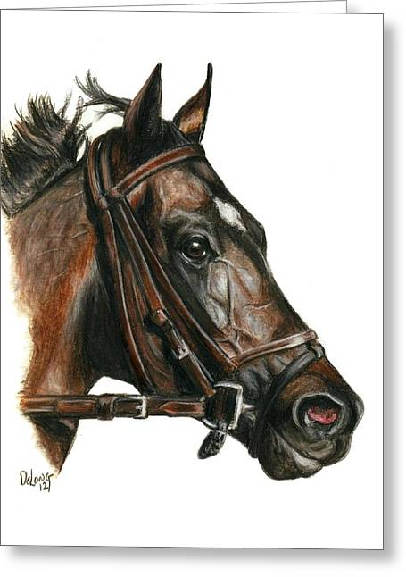 Take Charge Indy Greeting Card