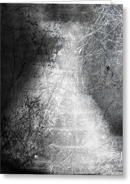 Tangled Widow Greeting Card by Empty Wall