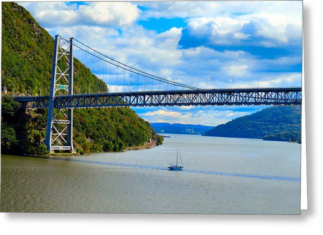 Tappan Zee Greeting Cards (Page #3 of 5) | Fine Art America