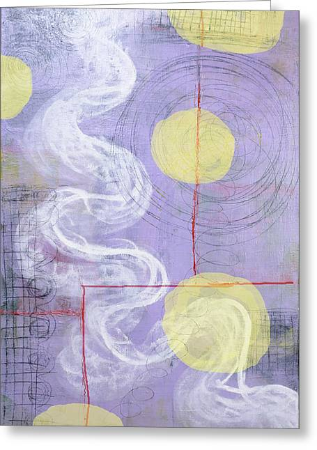 Target Practice Greeting Card by Susan Stone