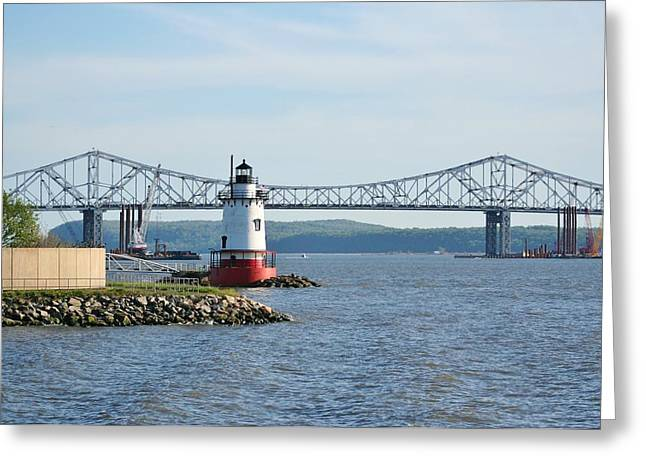 Tarrytown Lighthouse Greeting Card