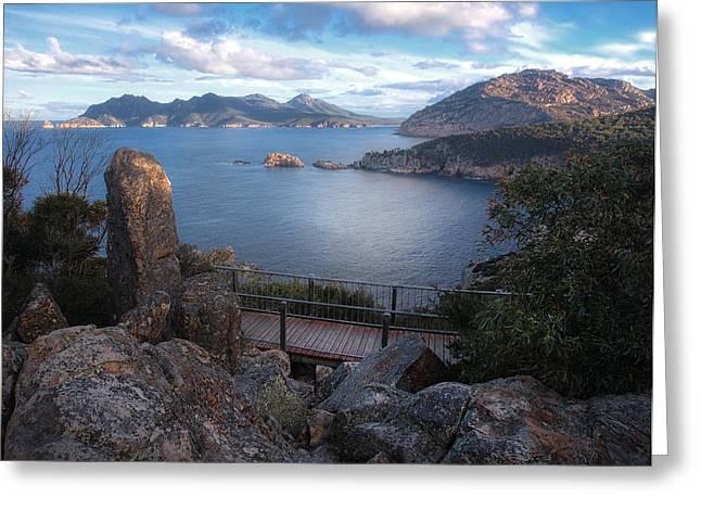 Tasmania The Beautiful State Greeting Card