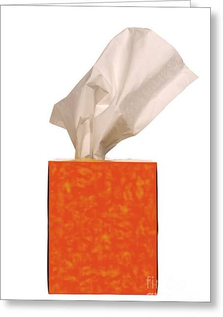 Tears Quencher  Greeting Card by Olivier Le Queinec