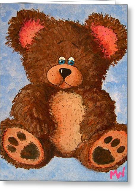 Ted Greeting Card