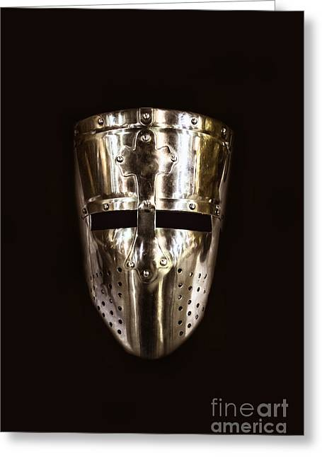 Templar Greeting Card
