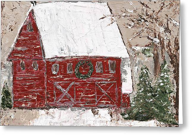 Tennessee Christmas Greeting Card