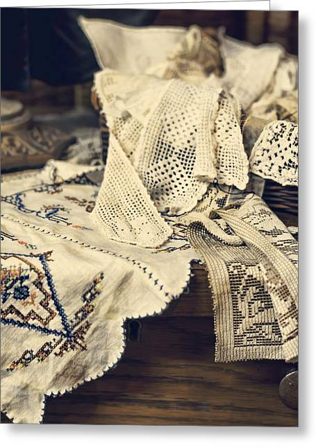 Textile Collection Greeting Card