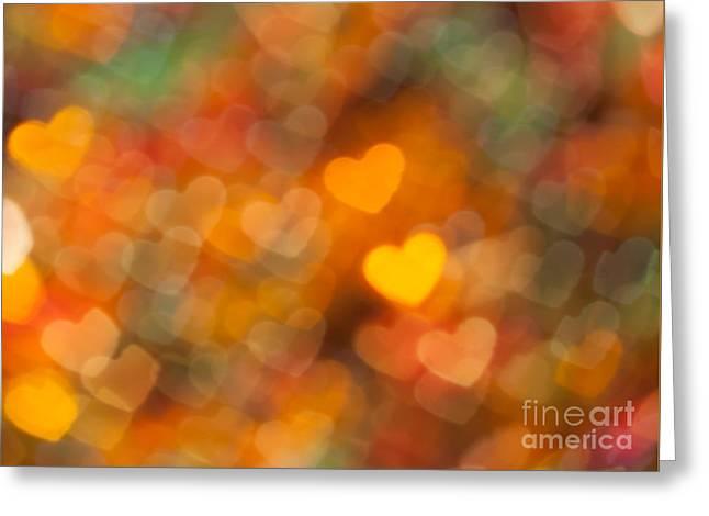 Thanksgiving Greeting Card by Jan Bickerton