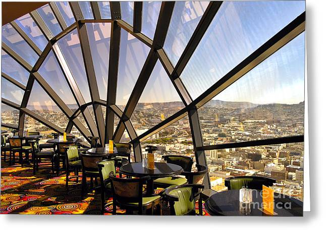 The 39th Floor - San Francisco Greeting Card