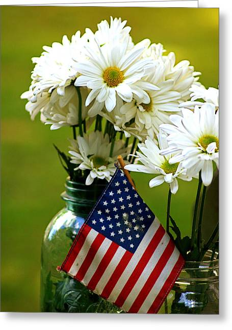 The 4th Of July Greeting Card