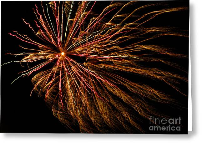 The Anticipated Burst Greeting Card by Nick  Boren