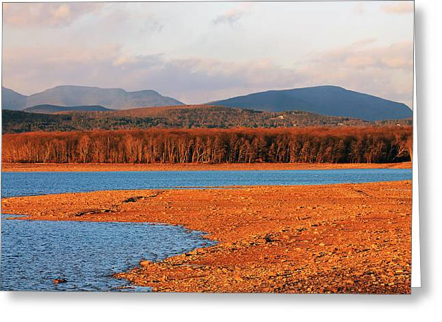 The Ashokan Reservoir Greeting Card