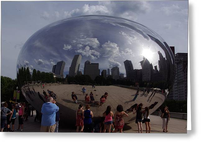 The Bean Greeting Card