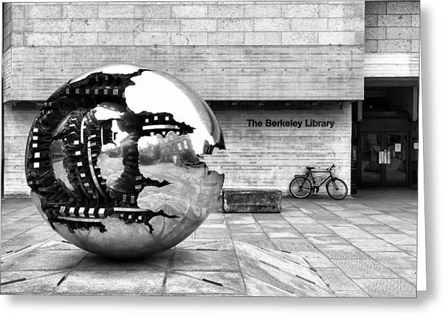 The Berkeley Library Greeting Card