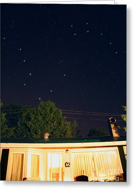 The Big Dipper & Little Dipper Greeting Card