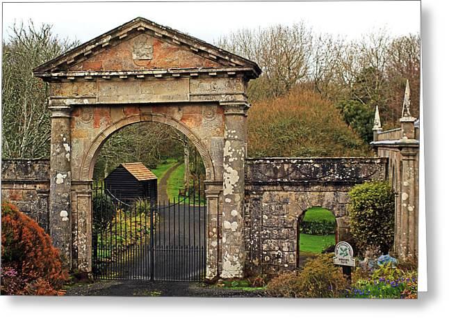 The Bishop's Gate Greeting Card
