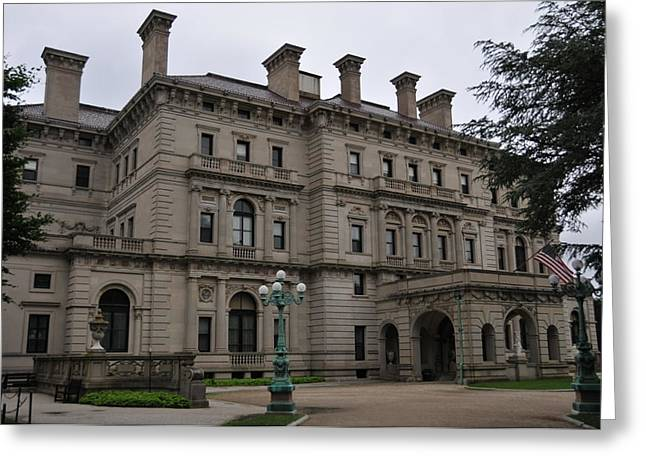 The Breakers  --  Newport Rhode Island  Greeting Card