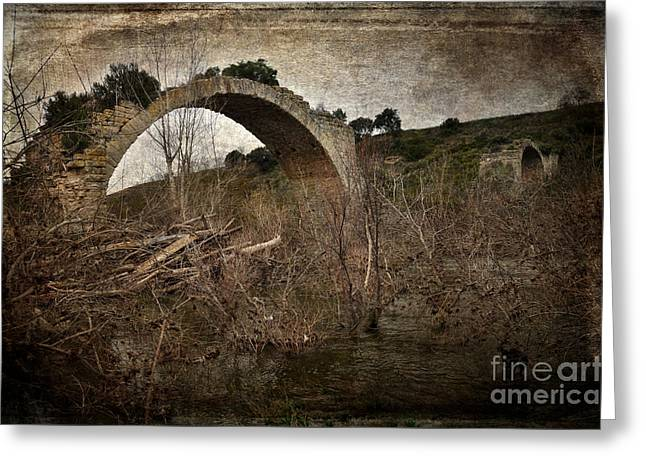 The Bridge Of Mantible Greeting Card by RicardMN Photography