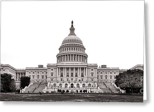 The Capitol Greeting Card