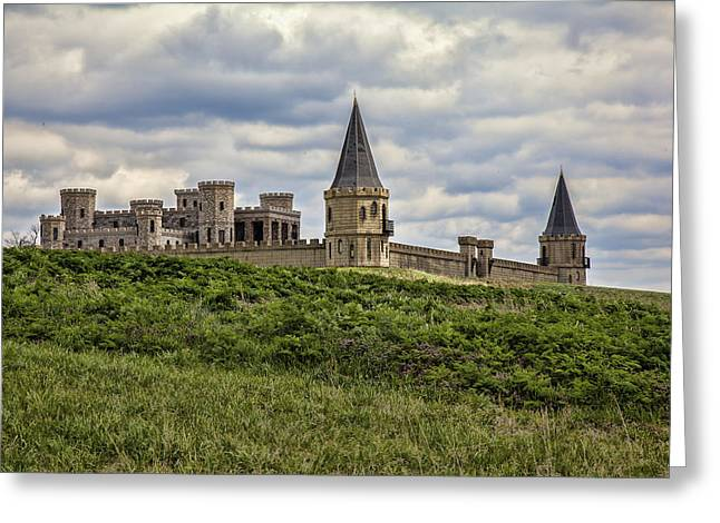 The Castle - Versailles Ky Greeting Card