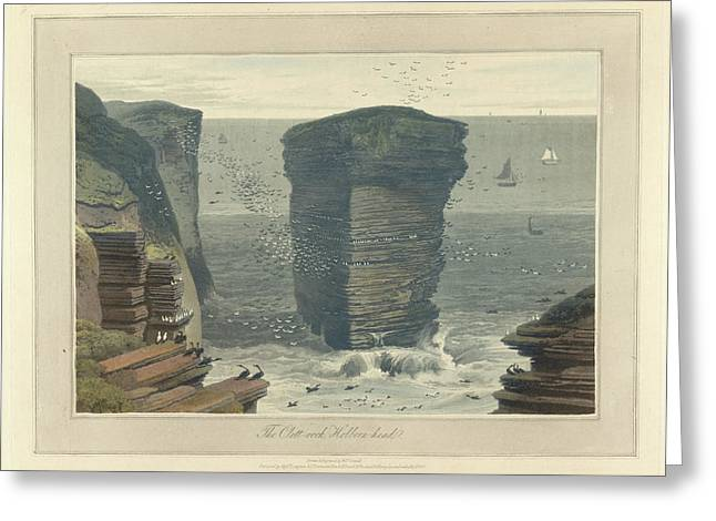 The Clett-rock Greeting Card by British Library