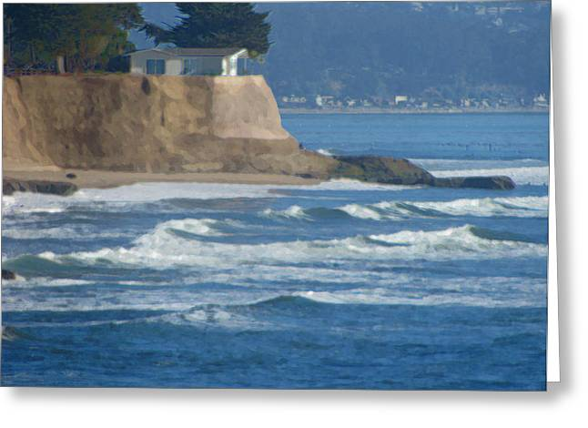 The Cliff House Greeting Card