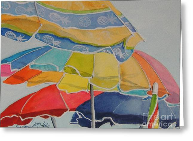 The Colors Of Fun.  Sold Greeting Card