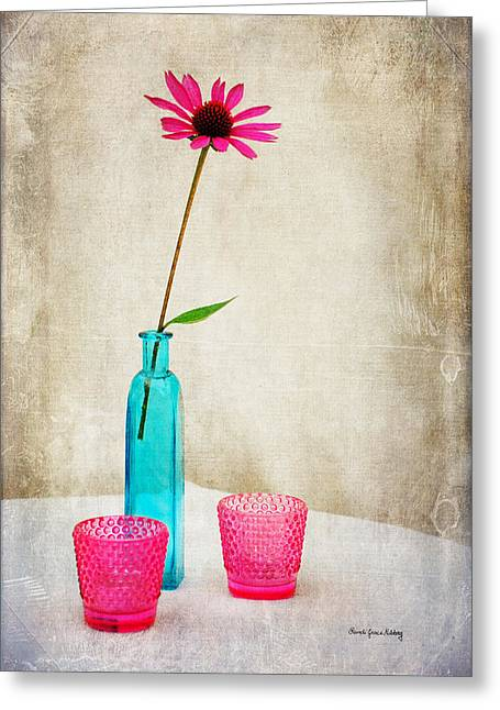 The Coneflower Greeting Card