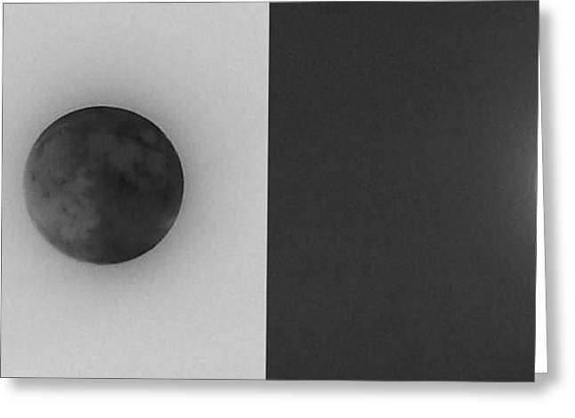 The Darkside Of The Moon Greeting Card