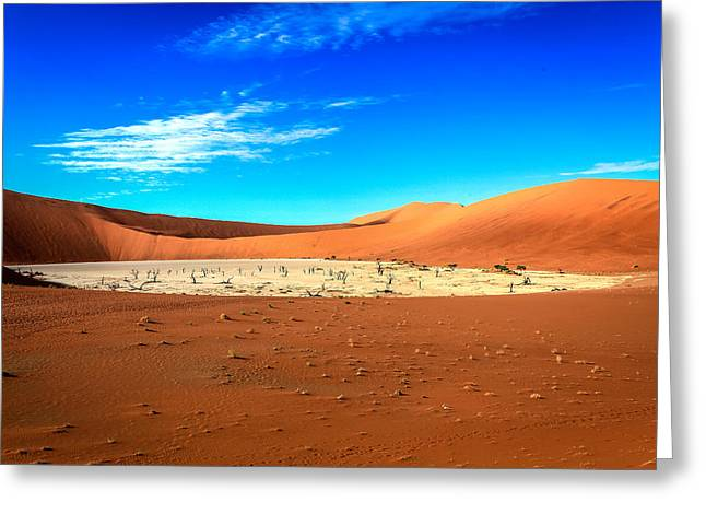 The Deadvlei Greeting Card