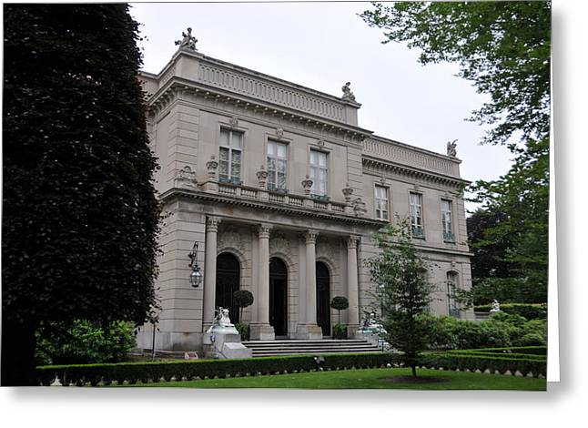The Elms  --  Newport Rhode Island  Greeting Card