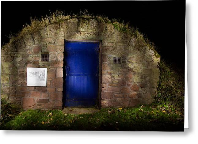 The Fish House At Paxton House Scotland Greeting Card by Niall McWilliam
