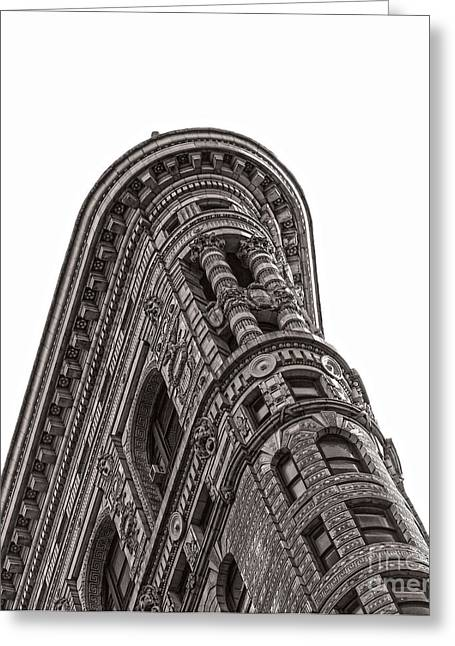 The Flatiron Greeting Card